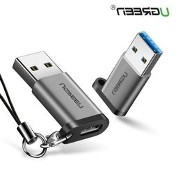 Ugreen USB C to USB 3.0 Adapter Type C 3.1 Charger Converter