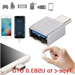 USB-C Type C 3.1 Male to Micro USB Female Adapter Charging C