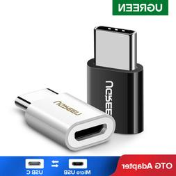 Ugreen USB C Type-C Male to Micro USB Adapter Converter Fr S