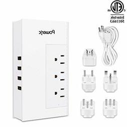 Voltage Converter Universal Power Adapter 1875W Step Down 22