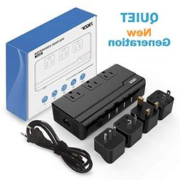 Voltage Converter Travel Adapter, THZY International Step Do