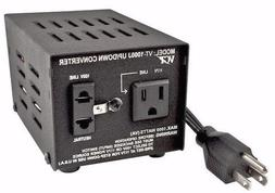 VCT VT-1000J - Japanese Step Up/Down Voltage Transformer Con