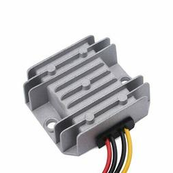 Waterproof 60W/5A 17-35V 24V to 12V DC Car Power Converter S