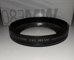 Nikon WM-E80 Wideangle Converter Attachment
